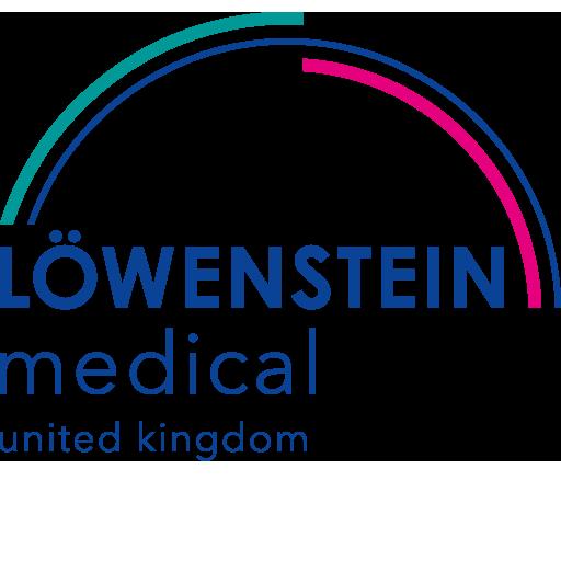 Das Logo von Löwenstein Medical UK